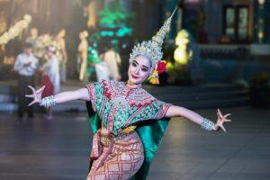 eksotisk danser