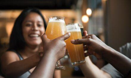 Kvinde: Forkæl dig selv med motion og øl