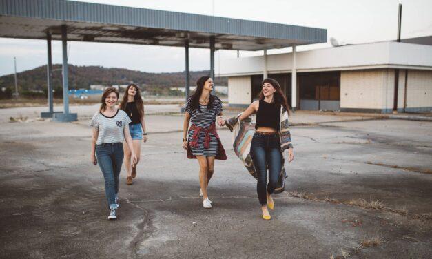 Kvinder ser motionen som noget socialt