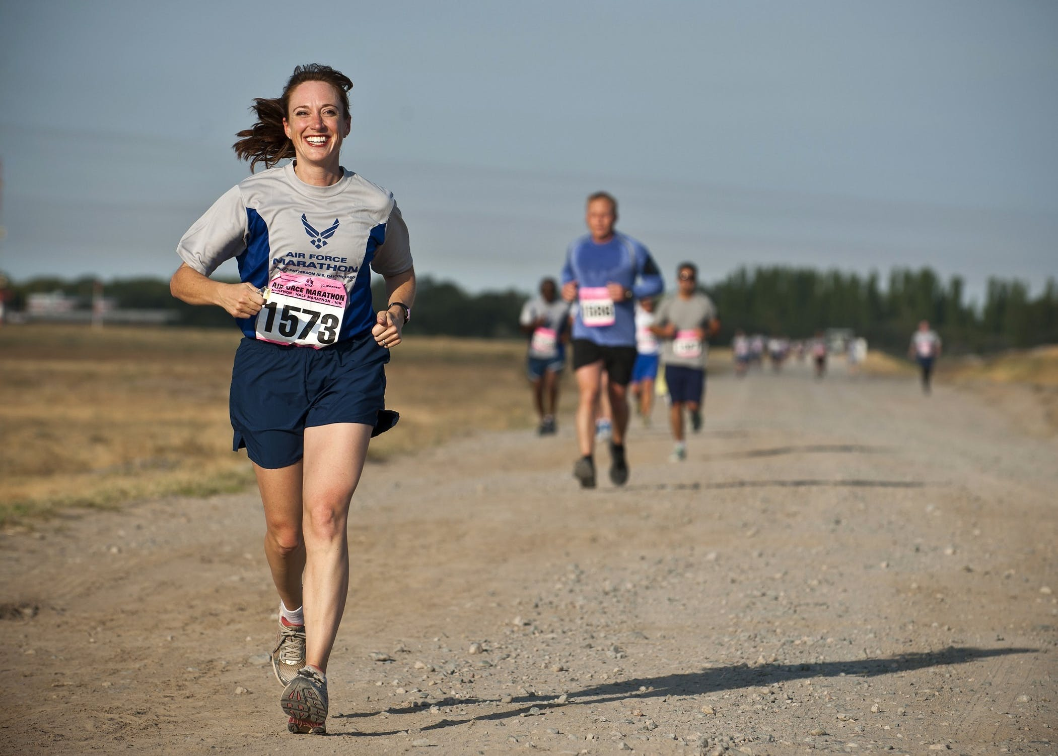 Maraton-løber