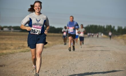 Kosten spiller også en vigtig rolle i den gode løbetur
