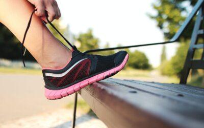 Hold løbeskoene i gang, selvom du har fået børn