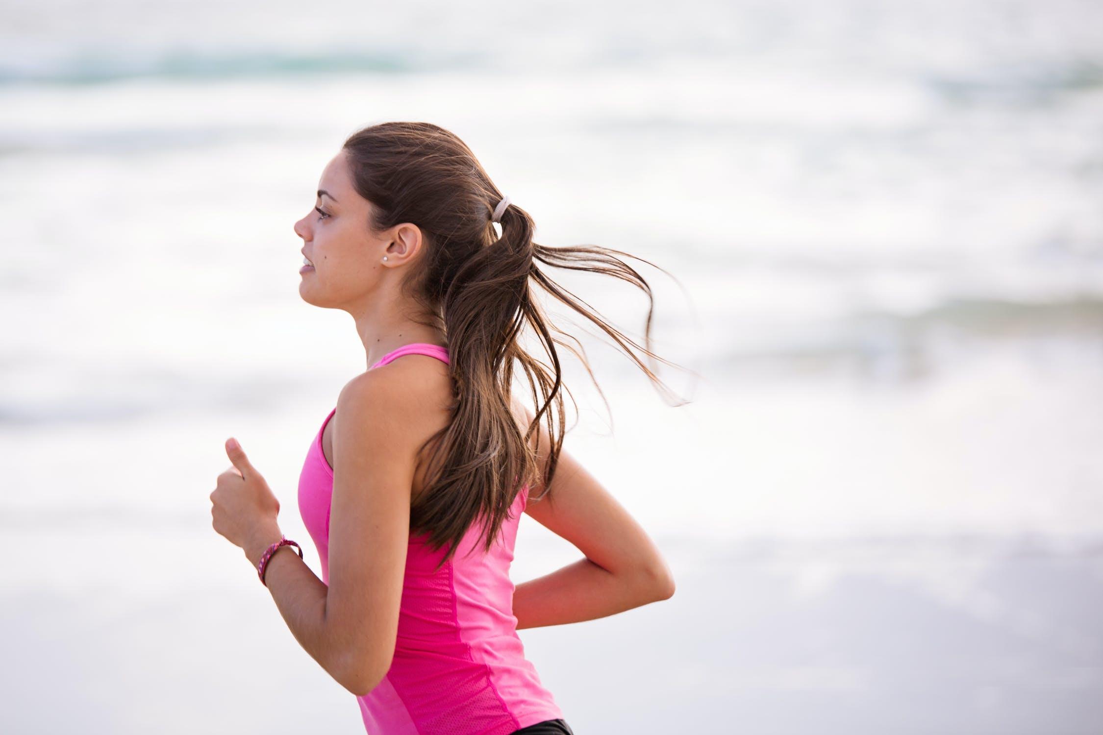 Afslapning-jogge