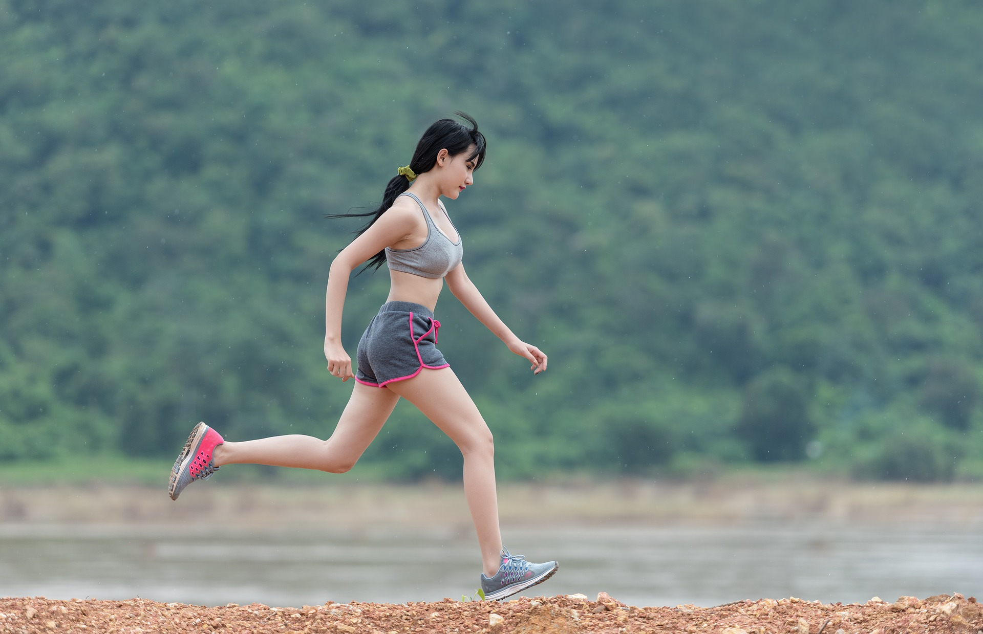 Kvinde fitness
