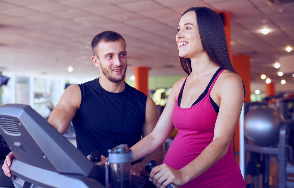 Graviditet og træning